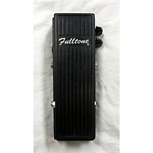 Fulltone CDW Clyde Deluxe Wah Effect Pedal