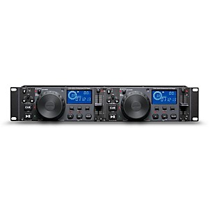 Gemini CDX-2250i Dual CD Player by Gemini