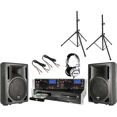 Gemini CDX-2410 / RS-410 DJ Package-thumbnail