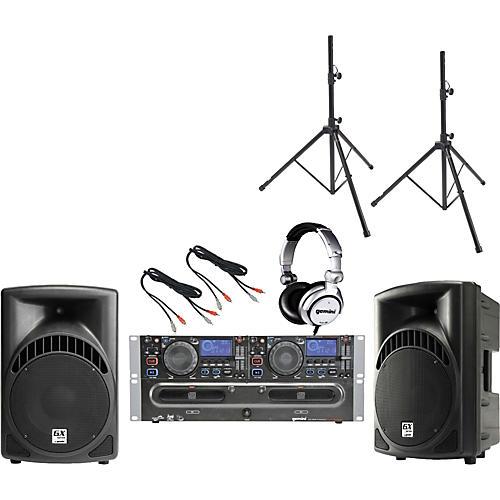 Gemini CDX-2500G / RS-410 DJ Package-thumbnail