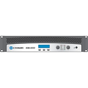 Crown CDi4000 Power Amp by Crown