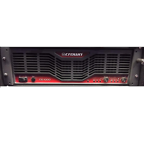 Crown CE1000 Power Amp