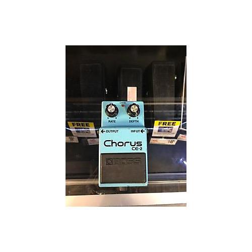 Boss CE2 Chorus Effect Pedal-thumbnail