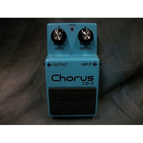Boss CE2 Chorus Effect Pedal