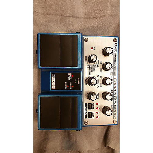 Boss CE20 Chorus Ensemble Effect Pedal-thumbnail