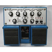 Boss CE20 Chorus Ensemble Effect Pedal