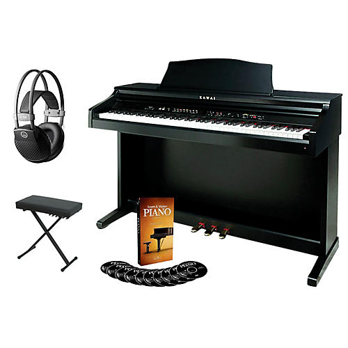 kawai ce220 digital piano package guitar center. Black Bedroom Furniture Sets. Home Design Ideas