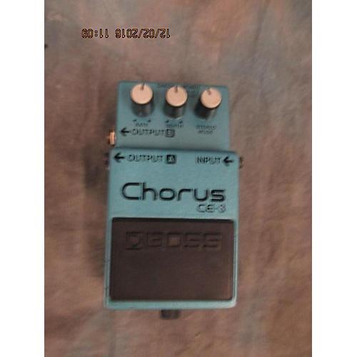 Boss CE3 Chorus Effect Pedal