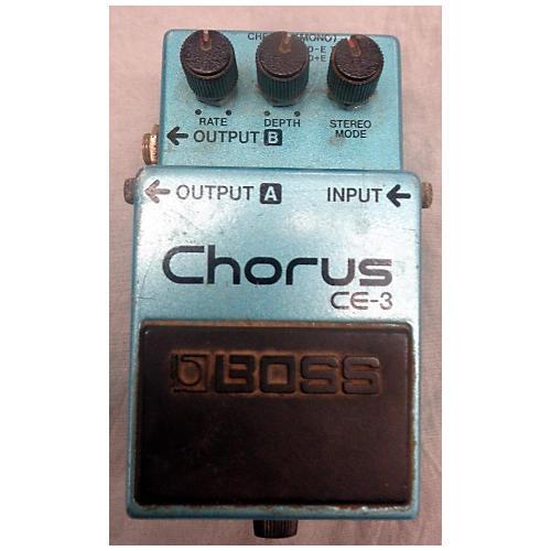 Boss CE3 Chorus Effect Pedal-thumbnail