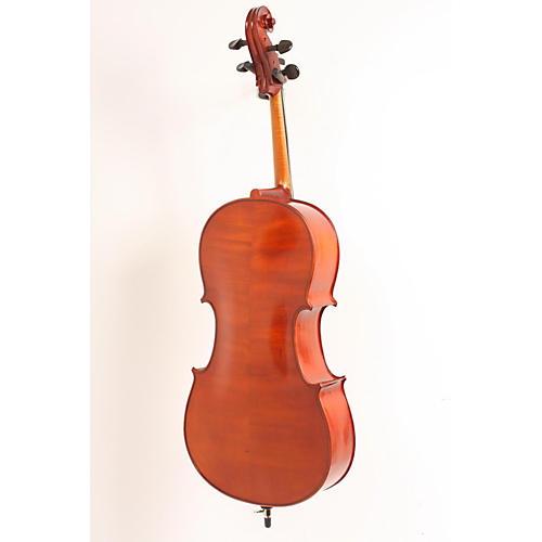 Glaesel CE30EC 3/4 Size Cello Outfit  886830224065
