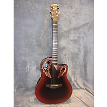 Ovation CE44 Acoustic Electric Guitar
