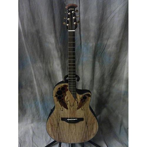 Ovation CE44P-SM Acoustic Guitar-thumbnail