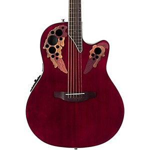 Ovation CE48 Celebrity Elite Acoustic-Electric Guitar by Ovation