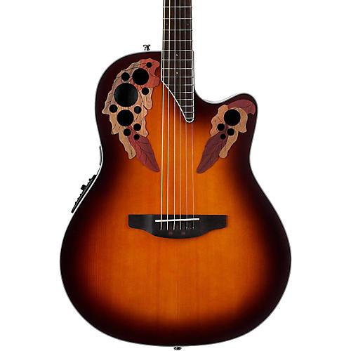 Ovation CE48 Celebrity Elite Acoustic-Electric Guitar-thumbnail