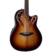 CE48P Celebrity Elite Plus Acoustic-Electric Guitar Koa Burst