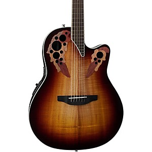 Ovation CE48P Celebrity Elite Plus Acoustic-Electric Guitar by Ovation