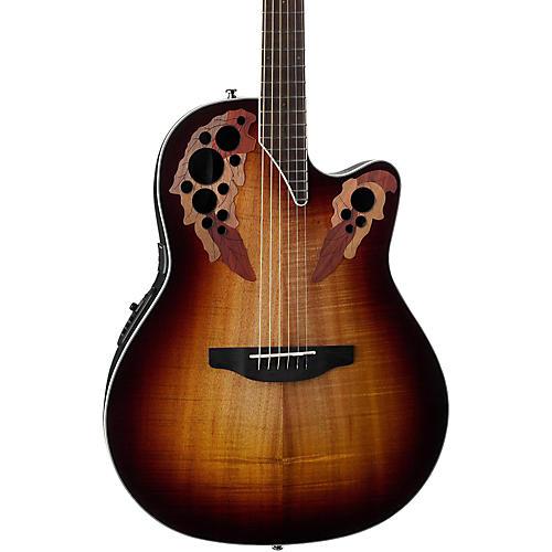 Ovation CE48P Celebrity Elite Plus Acoustic-Electric Guitar-thumbnail