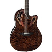 Ovation CE48P Celebrity Elite Plus Acoustic-Electric Guitar