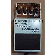 Boss CE5 Chorus Ensemble Effect Pedal