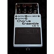 Boss CE5 Chorus Ensemble Effect Pedal