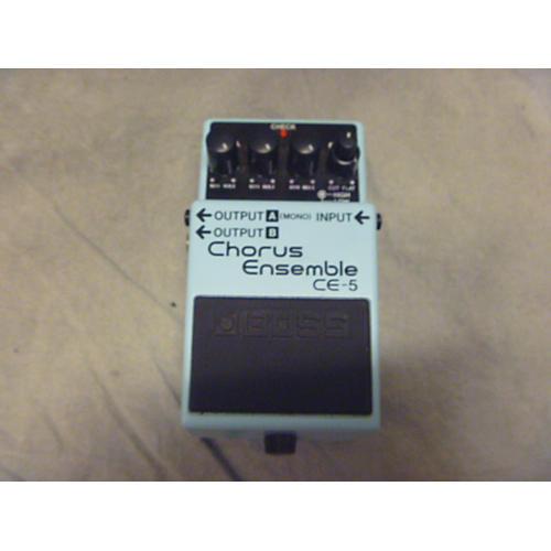 Boss CE5 Chorus Ensemble Effect Pedal-thumbnail