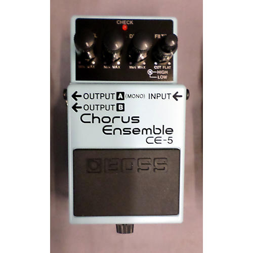Boss CE5 Chorus Ensemble Effect Pedal-thumbnail