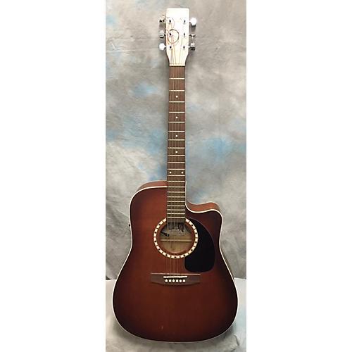 Art & Lutherie CEDAR CW Acoustic Electric Guitar
