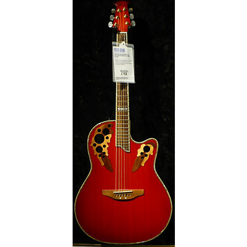 Ovation CELEBRITY CP 2001 Acoustic Electric Guitar-thumbnail