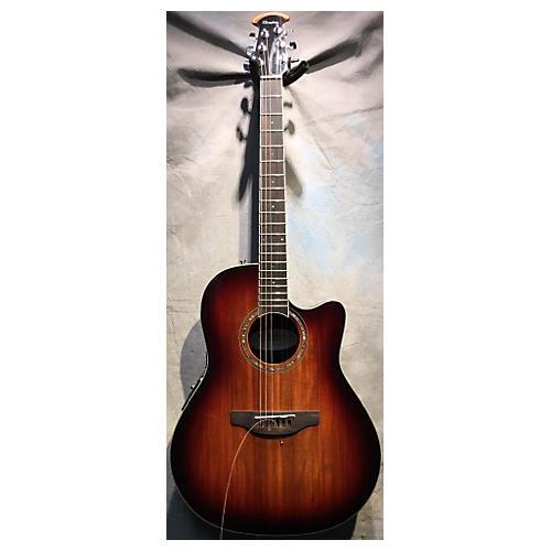 Ovation CELEBRITY CS28P KOA Acoustic Electric Guitar