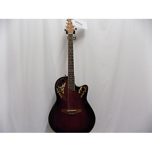Ovation CELEBRITY DELUXE Acoustic Guitar