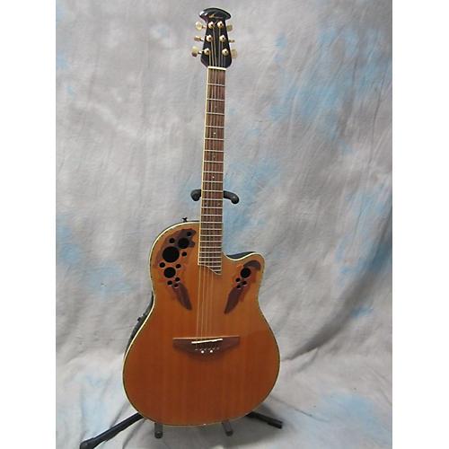 used ovation celebrity elite acoustic electric guitar guitar center. Black Bedroom Furniture Sets. Home Design Ideas
