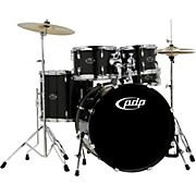 PDP CENTERstage 5-Piece Drum Set with Hardware and Cymbals