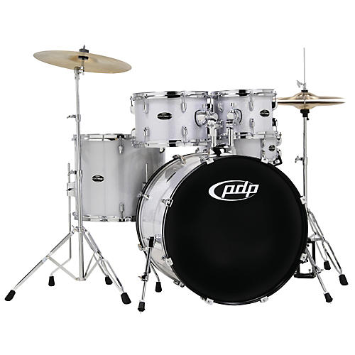 pdp by dw centerstage 5 piece drum set with hardware and cymbals diamond guitar center. Black Bedroom Furniture Sets. Home Design Ideas