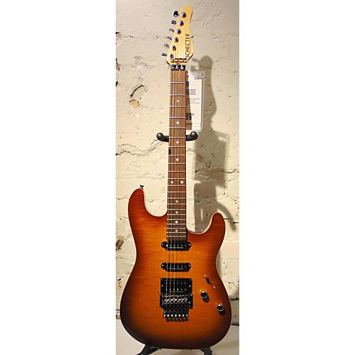 Schecter Guitar Research CET Solid Body Electric Guitar