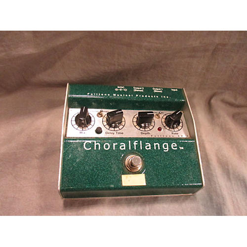 Fulltone CF-1 Choralflange Effect Pedal