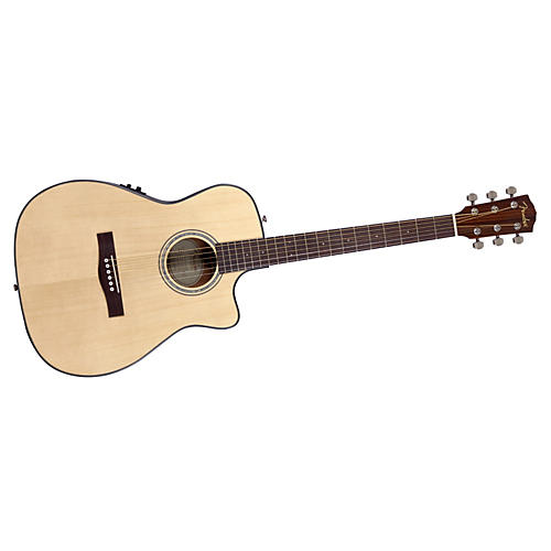 Fender CF-100CE Folk Acoustic-Electric Guitar