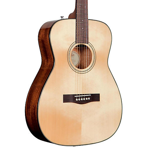 Fender CF-140S Folk Acoustic Guitar Natural
