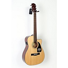 CF-60CE Folk Acoustic-Electric Guitar Level 2 Black 190839050137