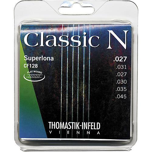 Thomastik CF128 N Series Nylon Strings - Light Tension