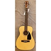 Fender CF60 Folk Acoustic Guitar