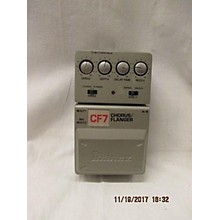Ibanez CF7 Effect Pedal