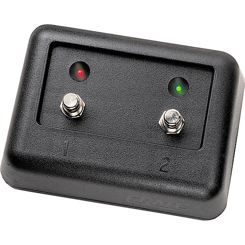 Crate CFS2 2 Button Footswitch