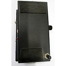 Morley CFW COMPACT FUZZ WAH VOLUME Effect Pedal