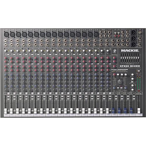 Mackie CFX-20 Mixer