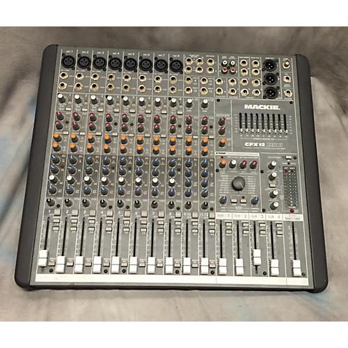 Mackie CFX12 MK II Unpowered Mixer-thumbnail