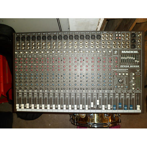 Mackie CFX20 Unpowered Mixer
