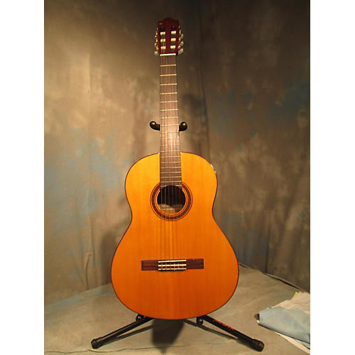 used yamaha cg101a classical acoustic guitar guitar center. Black Bedroom Furniture Sets. Home Design Ideas