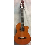 Yamaha CG110CE Classical Acoustic Electric Guitar