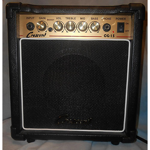 In Store Used CG15 Bass Combo Amp-thumbnail