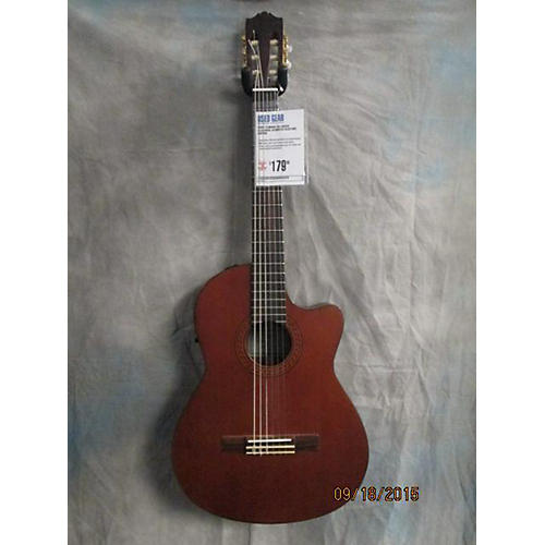 Yamaha CG150CCE Classical Acoustic Electric Guitar-thumbnail